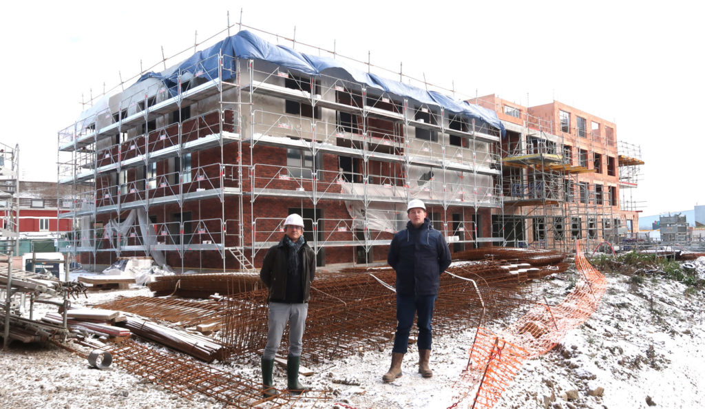 architectes reflets rivéo chantier